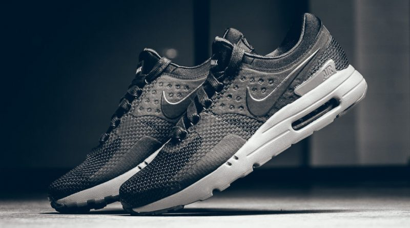 Legendární tenisky Nike Air Max Zero černo šedé