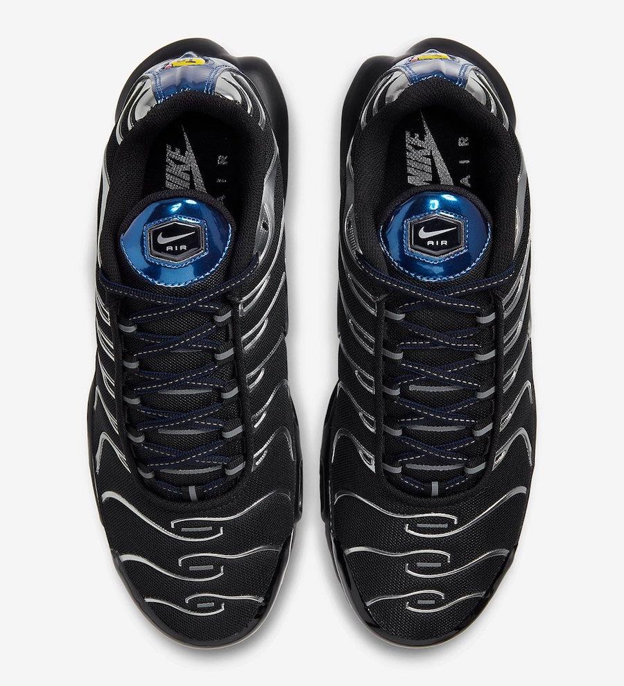 Tenisky Nike Air Max Plus Black Metallic