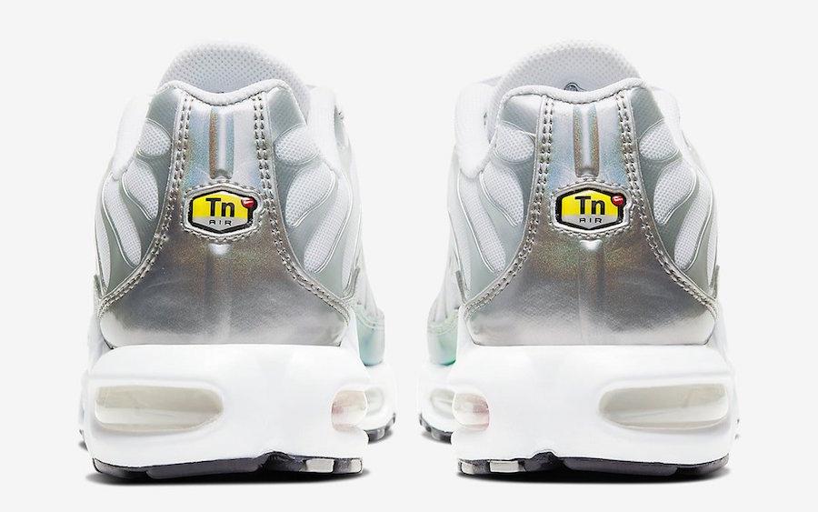 Tenisky Nike Air Max Plus White Metallic