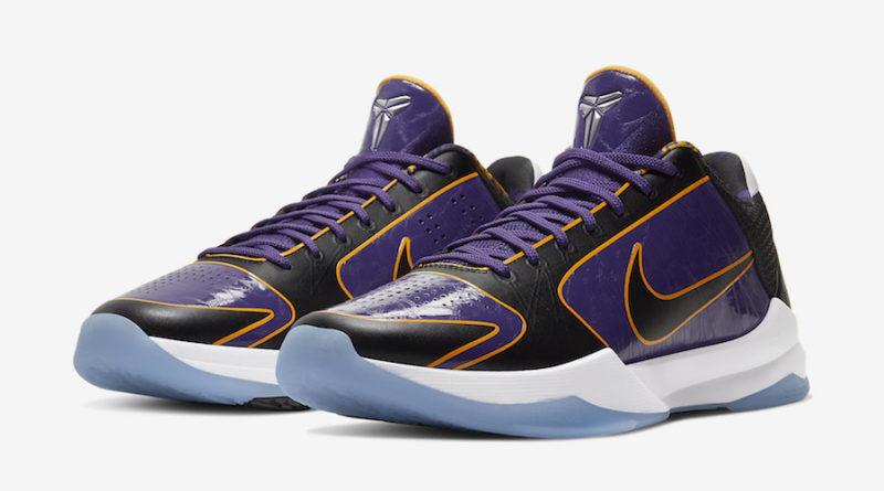 Tenisky Nike Kobe 5 Protro Lakers