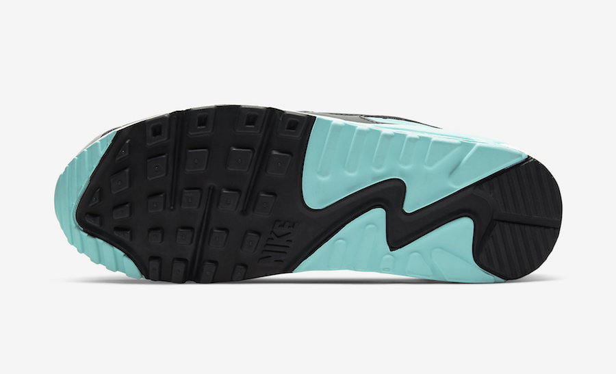 Tenisky Nike Air Max 90 Hyper Turquoise