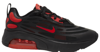 Tenisky Nike Air Max 200 Black and Red