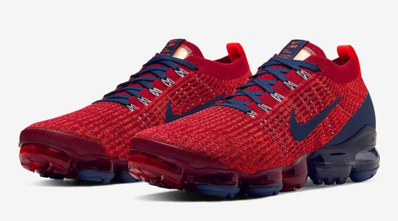Tenisky Nike Air VaporMax 3.0 Noble Red