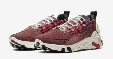 Tenisky Nike React Sertu Red Earth Tones