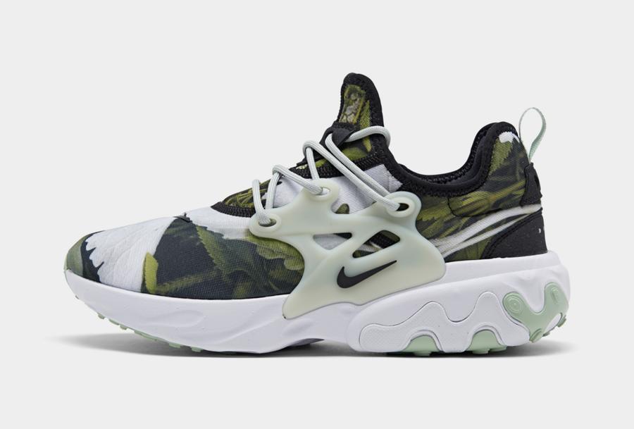 Tenisky Nike React Presto Forest