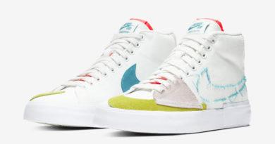 Tenisky Nike SB Blazer Mid Edge