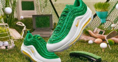 Tenisky Nike Air Max 97 Golf Grass