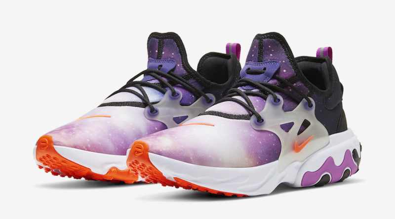 Tenisky Nike React Presto Galaxy