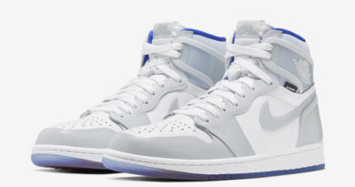 Tenisky Air Jordan 1 High Zoom R2T Racer Blue