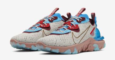 Tenisky Nike React Vision Desert Oasis