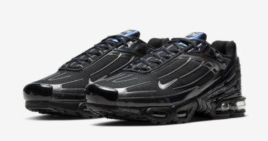 Tenisky Nike Air Max Plus 3 Black Iridescent