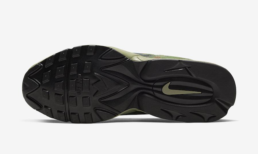 Tenisky Nike Air Max Triax 96 Camo Safari