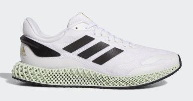 Tenisky adidas 4D Run 1.0 Footwear White Black