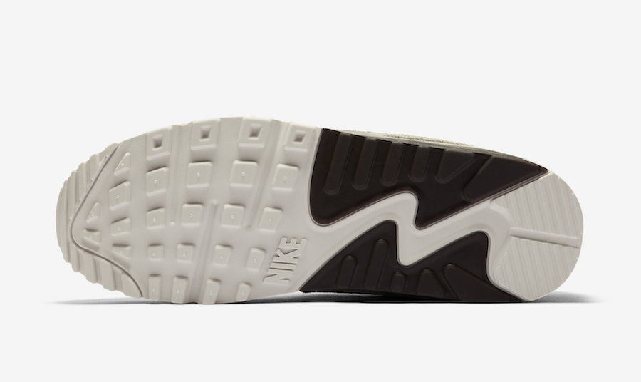 Tenisky Nike Air Max 90 Baroque Brown