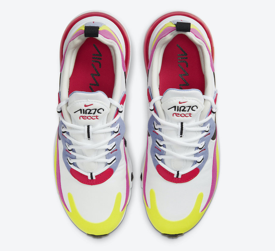 Tenisky Nike Air Max 270 React CZ9351-100