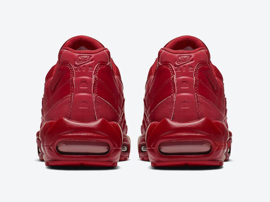 Tenisky Nike Air Max 95 Varsity Red CQ9969-600