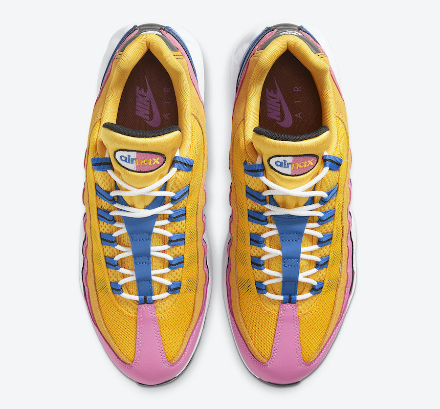 Tenisky Nike Air Max 95 Golden Pink CZ9170-700