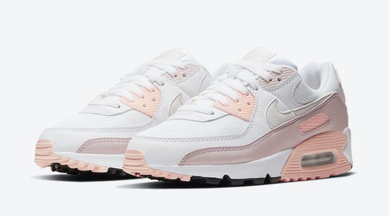 Tenisky Nike Air Max 90 Barely Rose CT1030-101