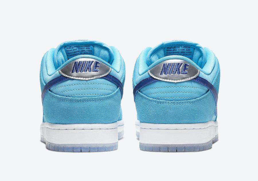 Tenisky Nike SB Dunk Low Blue Fury BQ6817-400