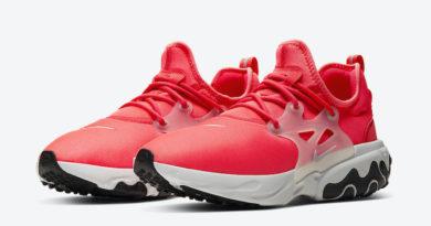 Tenisky Nike React Presto Laser Crimson CK4538-600