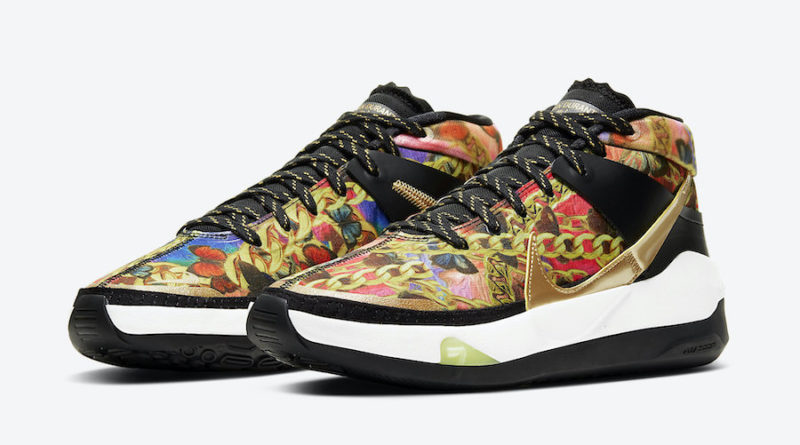 Tenisky Nike KD 13 Butterflies and Chains