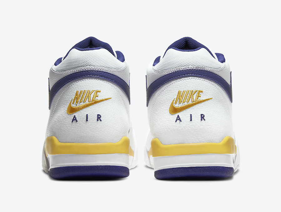 Tenisky Nike Flight Legacy University Gold