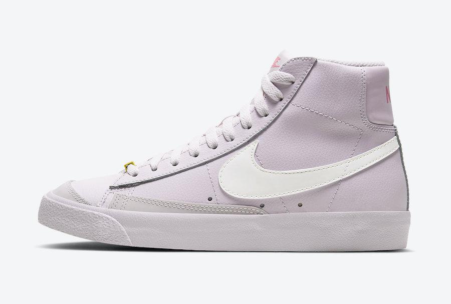 Tenisky Nike Blazer Mid '77 WMNS Digital Pink