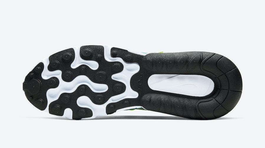 Tenisky Nike Air Max 270 React SE Oracle Aqua