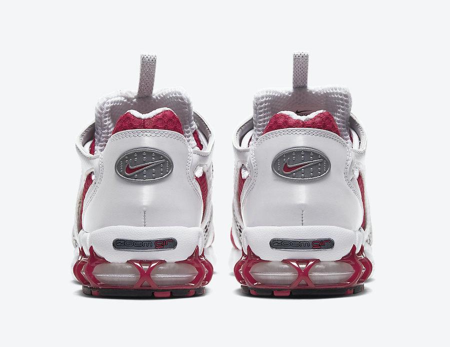 Tenisky Nike Air Zoom Spiridon Cage 2 WMNS Cardinal Red