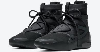 Tenisky Nike Air Fear of God 1 Triple Black