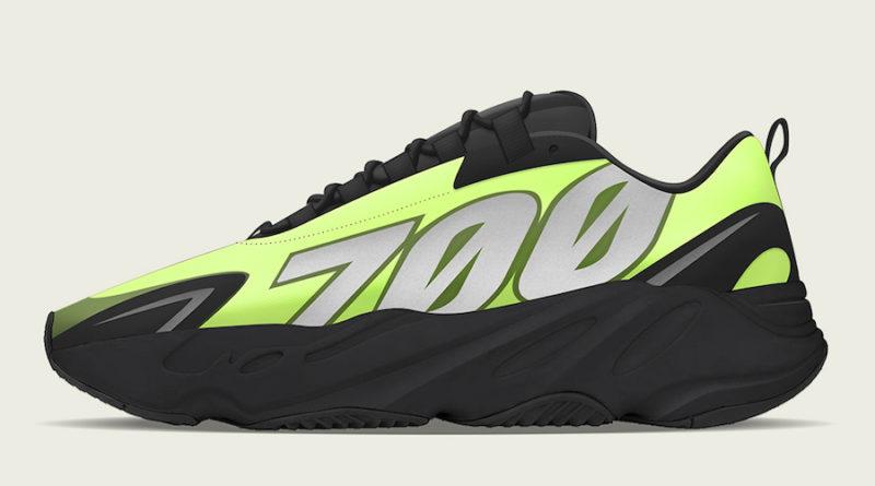Tenisky adidas Yeezy Boost 700 MNVN Phosphor
