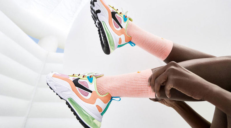 Several Silhouettes Nike Air Max Vibrant Pack