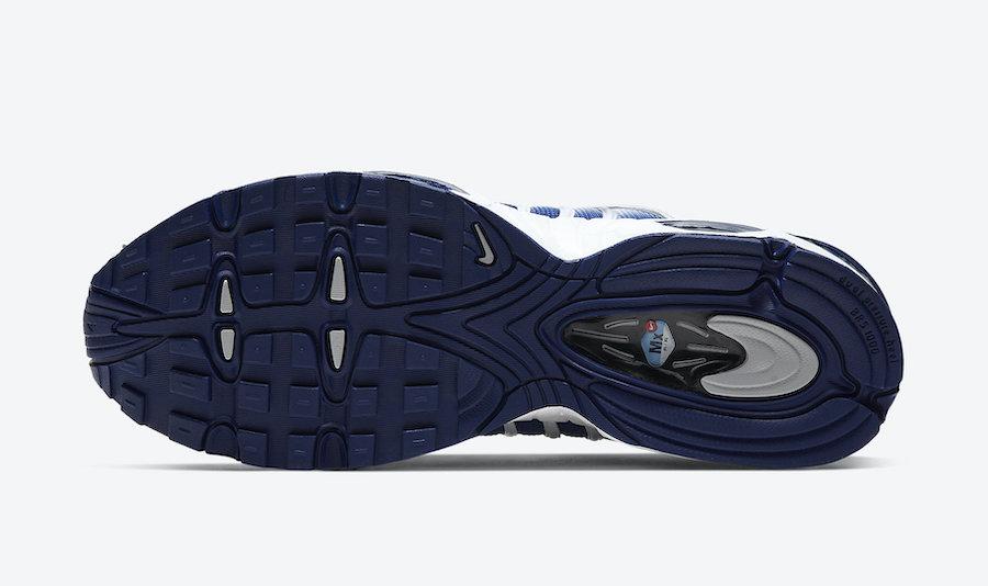 Tenisky Nike Air Max Tailwind 4 White Blue