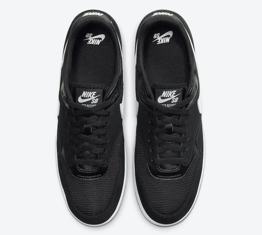 Tenisky Nike SB GTS Return Black Gum CD4990-001
