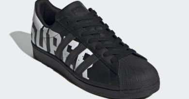 Tenisky adidas Superstar Black White FV2817