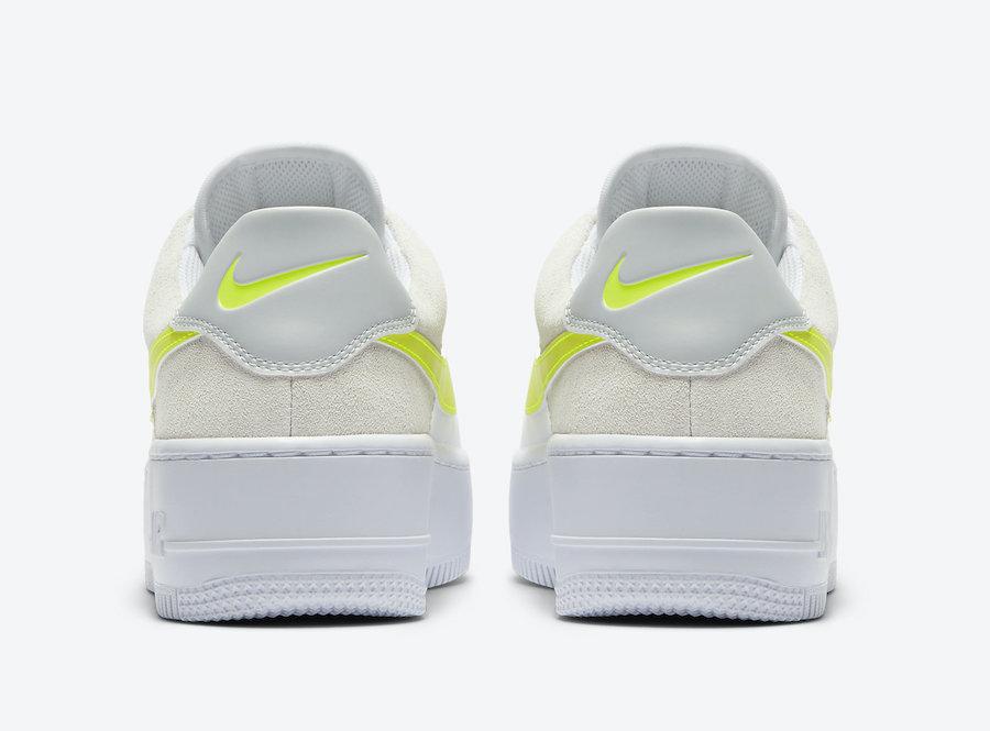 Tenisky Nike Air Force 1 Sage CW2652-100