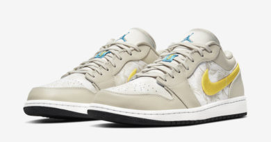 Tenisky Air Jordan 1 Low Palm Tree CK3022-107