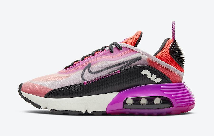 Tenisky Nike Air Max 2090 Fire Pink CK2612-500