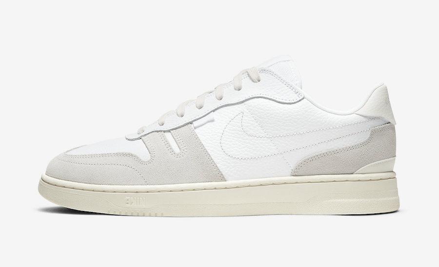 Tenisky Nike Squash Type Platinum Tint CW7587-100