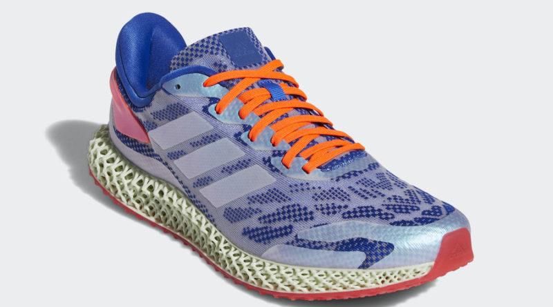 Tenisky adidas 4D Run 1.0 Glory Blue FW1231
