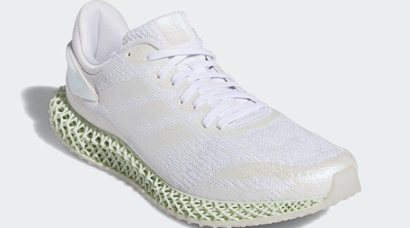 Tenisky adidas 4D Run 1.0 White FW1229