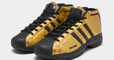 Tenisky adidas Pro Model 2G Gold Black FV8922