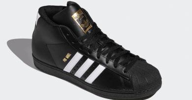 Tenisky adidas Pro Model Black White FV5723