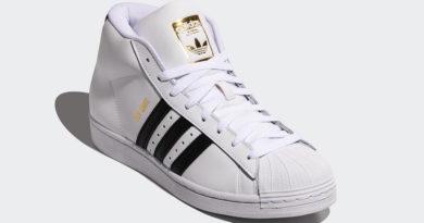 Tenisky adidas Pro Model OG White Black FV5722
