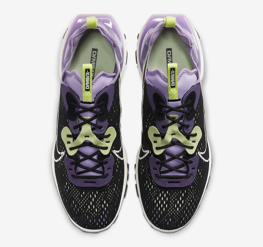 Tenisky Nike React Vision Purple Volt CD4373-002