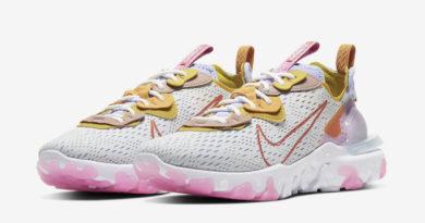 Tenisky Nike React Vision Saffron CI7523-003