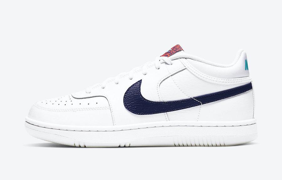 Tenisky Nike Sky Force 3/4 Blue Navy CT8448-100