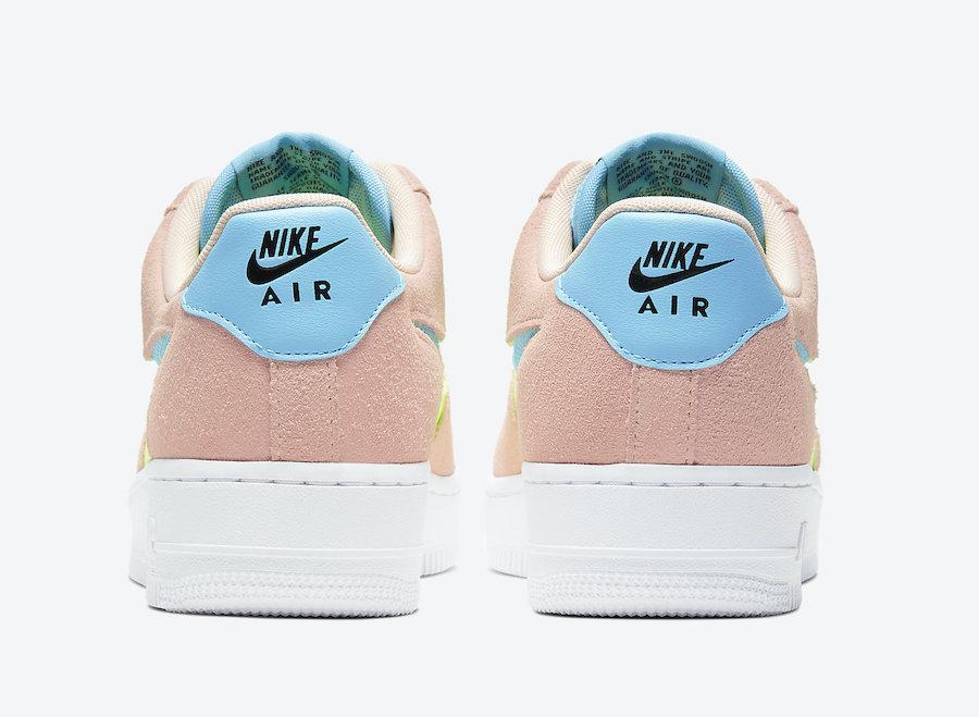 Tenisky Nike Air Force 1 WMNS CJ1647-600