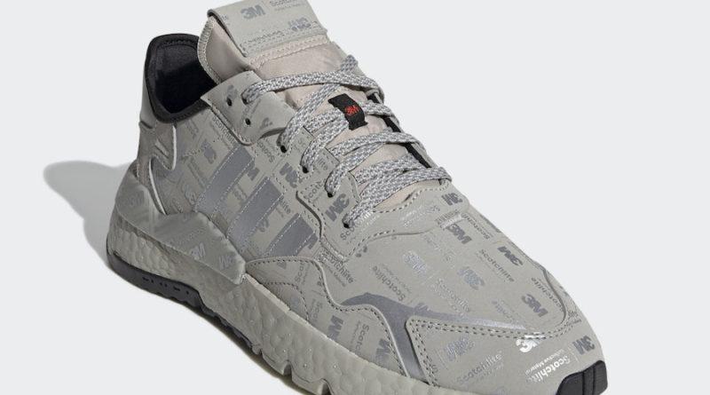 Tenisky adidas Nite Jogger Reflective Silver FV3622