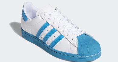 Tenisky adidas Superstar Bold Aqua FY2756